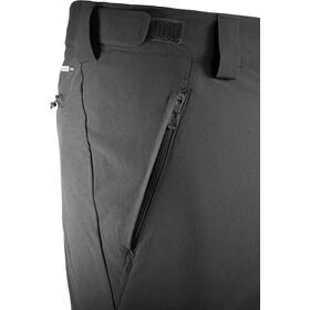 Salomon Wayfarer Straight Pantalones Hombre, black